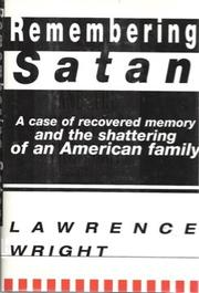Book Cover for REMEMBERING SATAN