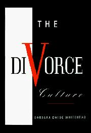 Cover art for THE DIVORCE CULTURE