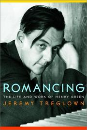 ROMANCING by Jeremy Treglown