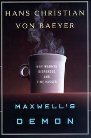 MAXWELL'S DEMON by Hans Christian von Baeyer