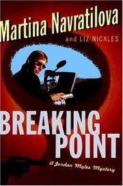 BREAKING POINT by Martina Navratilova