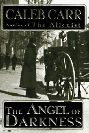 Book Cover for THE ANGEL OF DARKNESS