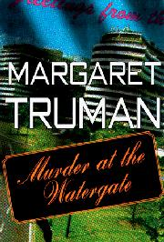 Cover art for MURDER AT THE WATERGATE