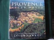 PROVENCE by Peter Mayle