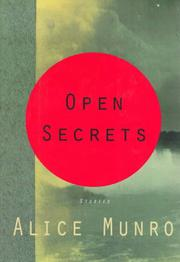 OPEN SECRETS by Alice Munro