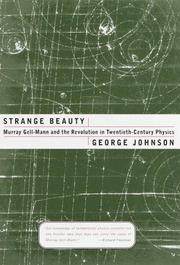 Cover art for STRANGE BEAUTY