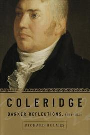 Cover art for COLERIDGE