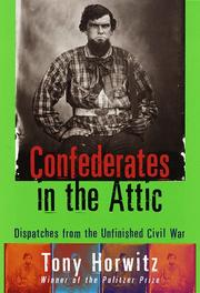 CONFEDERATES IN THE ATTIC by Tony Horwitz