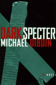 DARK SPECTER by Michael Dibdin