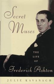 SECRET MUSES by Julie Kavanagh