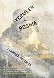 VERMEER IN BOSNIA by Lawrence Weschler