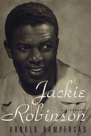 Cover art for JACKIE ROBINSON