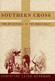 SOUTHERN CROSS by Christine Leigh Heyrman