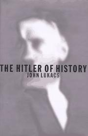 Cover art for THE HITLER OF HISTORY