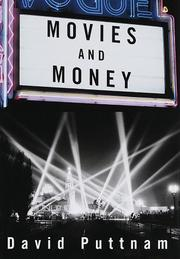 Cover art for MOVIES AND MONEY