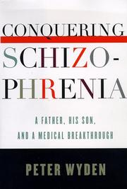 Cover art for CONQUERING SCHIZOPHRENIA