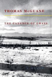 Cover art for THE CADENCE OF GRASS