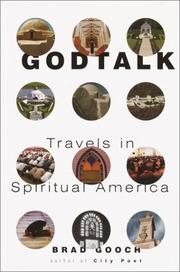 GODTALK by Brad Gooch
