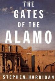 Cover art for THE GATES OF THE ALAMO