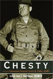CHESTY by Lt. Col. Jon T. Hoffman