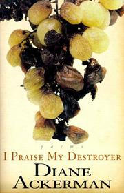 Cover art for I PRAISE MY DESTROYER