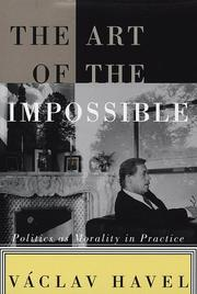 Cover art for THE ART OF THE IMPOSSIBLE