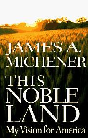 Book Cover for THIS NOBLE LAND