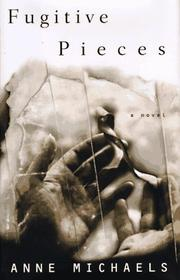 Cover art for FUGITIVE PIECES