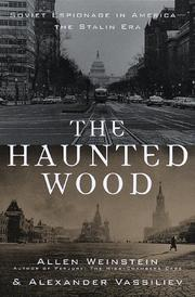Book Cover for THE HAUNTED WOOD