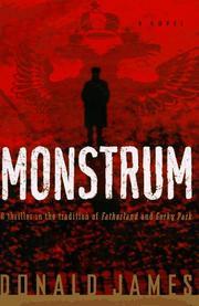 MONSTRUM by Donald James