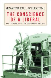 Cover art for THE CONSCIENCE OF A LIBERAL