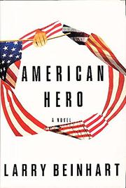 Cover art for AMERICAN HERO