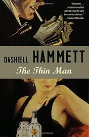 Book Cover for THE THIN MAN