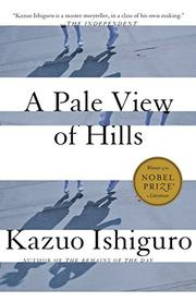Cover art for A PALE VIEW OF HILLS