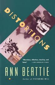 DISTORTIONS by Ann Beattie