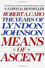 Cover art for MEANS OF ASCENT