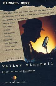 WALTER WINCHELL by Michael Herr