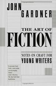 Cover art for THE ART OF FICTION