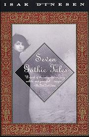 Cover art for SEVEN GOTHIC TALES