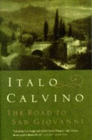 THE ROAD TO SAN GIOVANNI by Italo Calvino