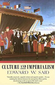 Book Cover for CULTURE AND IMPERIALISM