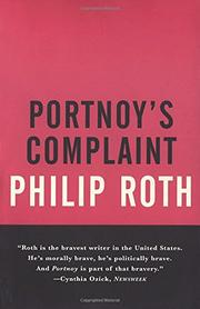 Cover art for PORTNOY'S COMPLAINT
