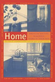 HOME: American Writers Remember Rooms of Their Own by Sharon Sloan & Steve Fiffer--Eds. Fiffer