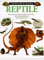 REPTILE by Colin McCarthy