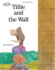Cover art for TILLIE AND THE WALL