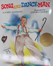Cover art for SONG AND DANCE MAN