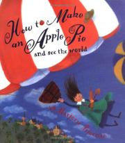 Book Cover for HOW TO MAKE AN APPLE PIE AND SEE THE WORLD