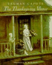 THE THANKSGIVING VISITOR by Truman Capote