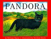 PANDORA by William Mayne