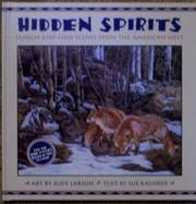 HIDDEN SPIRITS by Sue Kassirer